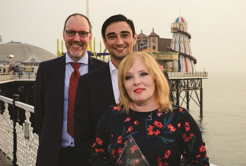 Brighton Palace Pier CEO receives industry award