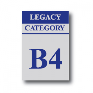 Bacta Cat B4 Legacy Sticker