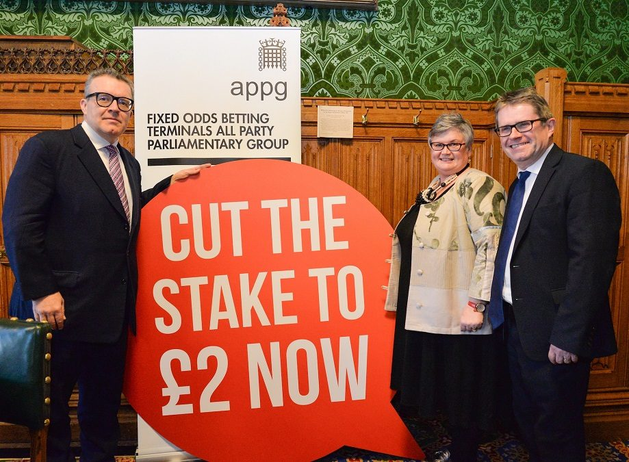 Bacta join forces with Church of England at APPG Impact Event