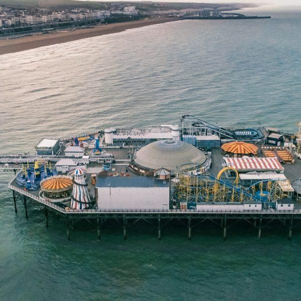 Bacta Brighton Pier