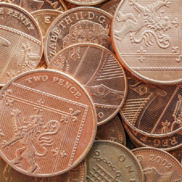 Bacta 2p coins