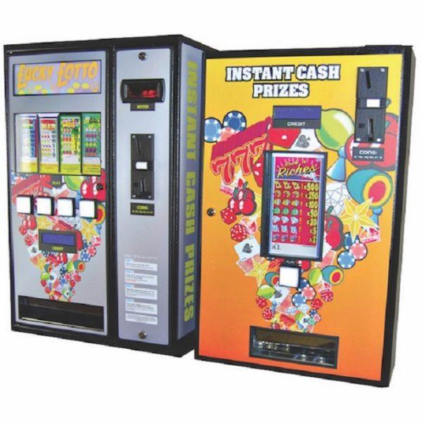Bacta Pulltab Lottery
