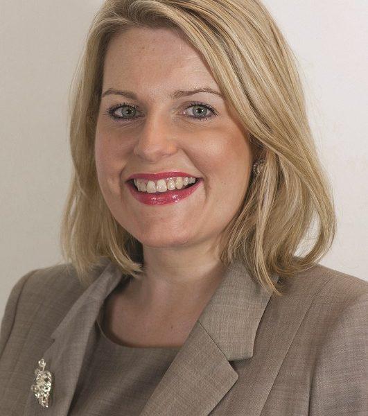 Mims Davies Minister Sport Civil Society