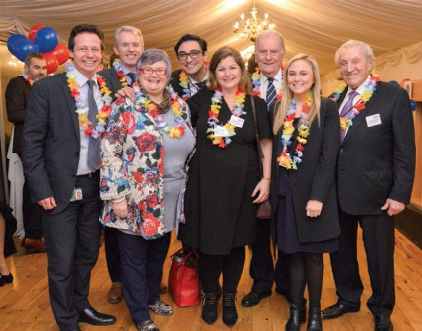 Bacta marks evolution in charity fundraising at Parliamentary Reception