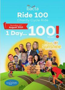 Bacta Ride 100