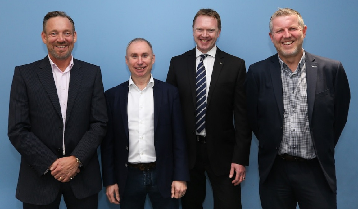Bacta's Mancom team sets out its agenda