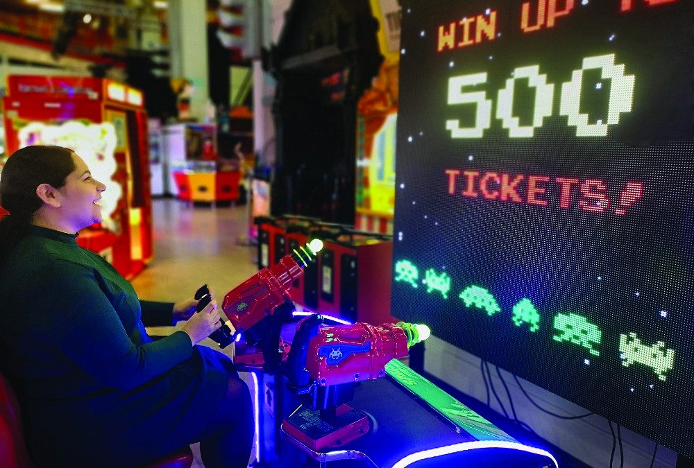 Gambling Commission's visit to the Grand Pier pays off