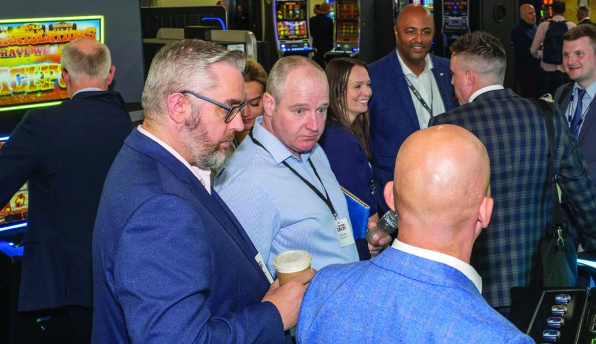 ACOS 2019 showcases new cashless and SR solutions