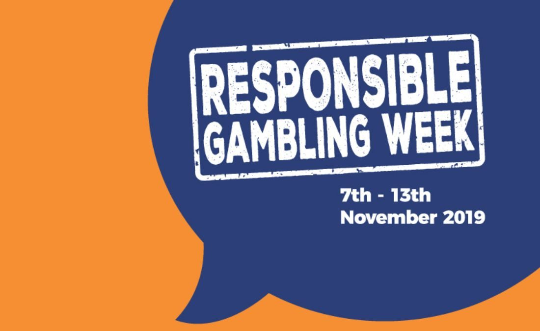 Get ready for Responsible Gambling Week 2019