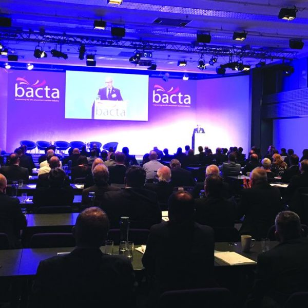 James Miller Bacta Convention