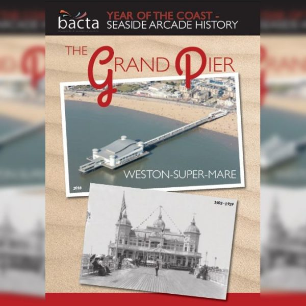 Year of the Coast - Weston-super-Mare Grand Pier