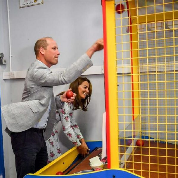 Duke & Duchess of Cambridge Island Leisure