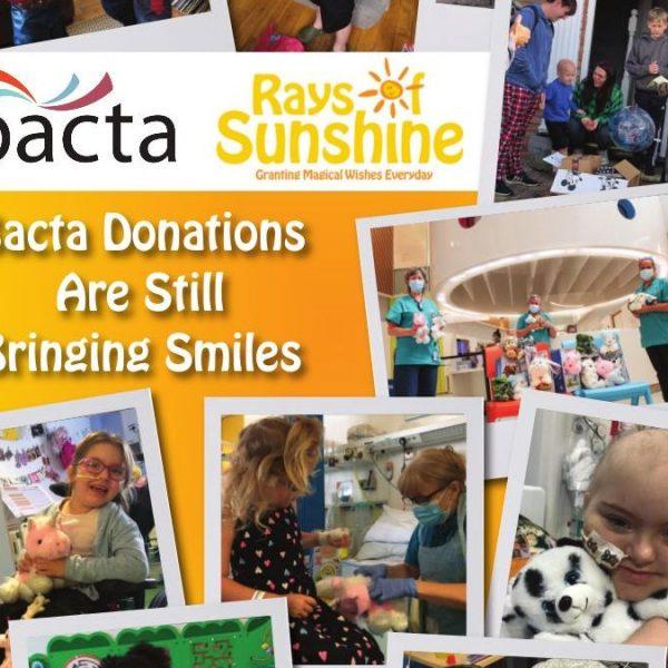 Bacta Rays of Sunshine advert