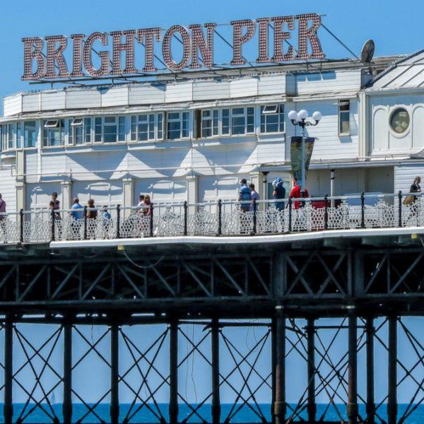 Brighton Pier Game Payment App