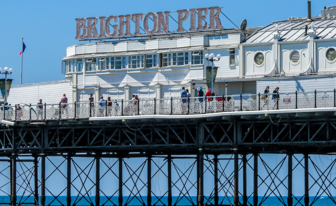 Game Payment LIVE at Brighton Palace Pier