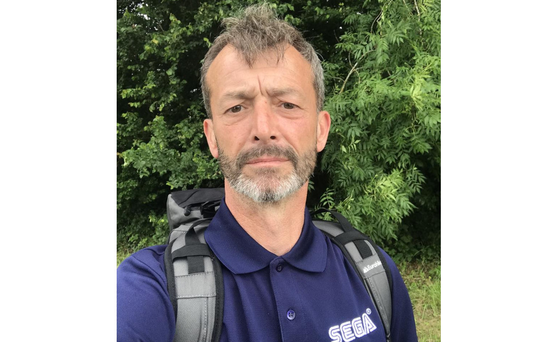 Bacta Supports Darrell's Hadrian Wall Challenge