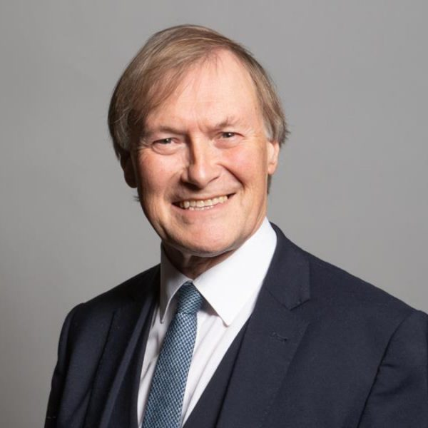 Sir David Amess MP COURTESY OF CREATIVE COMMONS